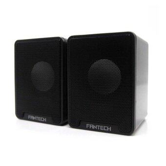 Harga Fantech Arthas GS733 Mobile Gaming and Music Speakers with Bass Resonance Membrane (Black)