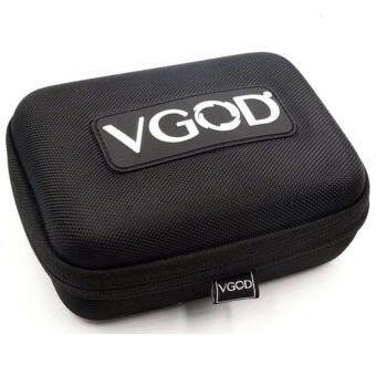 Harga Super Fast Marketing - VGod Bag For Vape And Electronic Cigarettes (BLACK)
