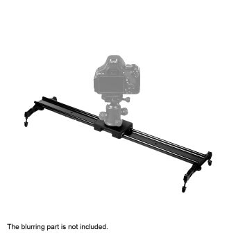 "Harga Andoer 80cm / 31"" Sliding-pad Video Track Slider Dolly Stabilizer System for Canon Nikon DSLR Camcorders"