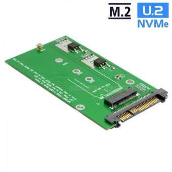 Harga Chenyang SFF-8639 NVME U.2 to NGFF M.2 M-key PCIe SSD Adapter for Mainboard Replace Intel SSD 750 p3600 p3700