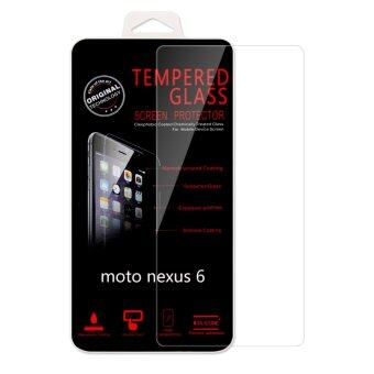 Harga Moonmini Ultra Thin Premium 9H Hardness Tempered Glass Screen Film Protector Guard For Motorola Nexus 6
