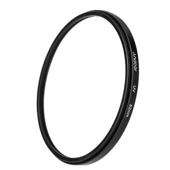 Harga Andoer 82mm UV Ultra-Violet Filter Lens Protector for Canon Nikon DSLR Camera