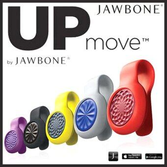 Harga Jawbone Up Move Wearable Smart Tracker (Ruby Rose)