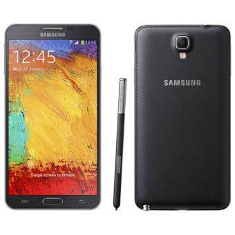 Harga (IMPORTED) New Original Samsung Galaxy Note 3 Neo 16GB LTE (Black)