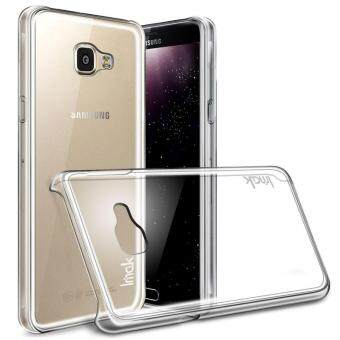 Harga IMAK for Samsung Galaxy A9 Pro (2016) Scratch-resistant Crystal Clear Case II Hard Shell