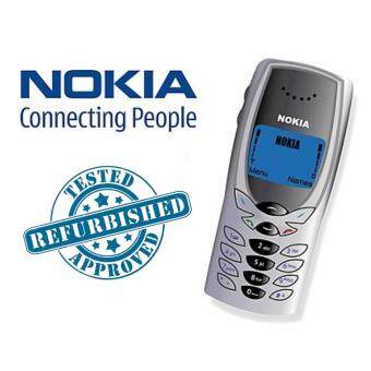 Harga (FACTORY REFURBISHED) Nokia 8250 Butterfly - Silver