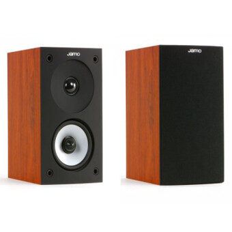 Harga Jamo bookshelf speaker S 622 (dark apple)