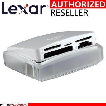 Harga Lexar Professional USB 3.0 Multi-Card 25-in-1 (500MB/s) Card-to-Card Transfer Memory Card Reader (LRW025URBAS) [Newest Version]