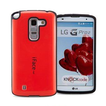 Harga iFace Heavy-Duty Shockproof Hard Case for LG Gpro2 d838 (Red)