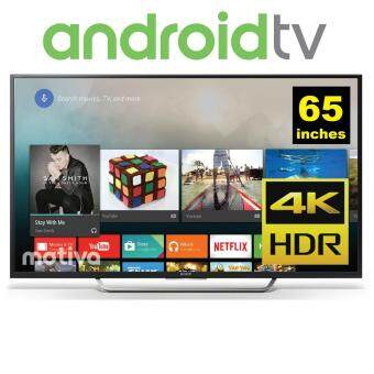 Harga Sony KD-65X7500D 65 Inches 4K Android Smart LED TV