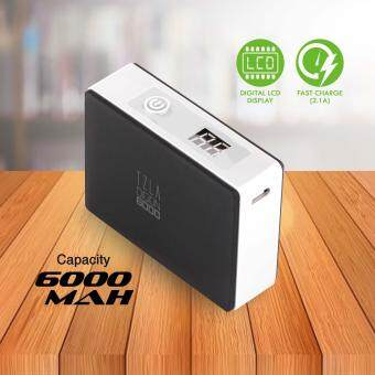 Harga Alcatroz Tzla Digion 6000 Power Bank (Black)