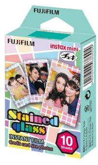Harga Fujifilm Instax Mini Film (Stained Glass)