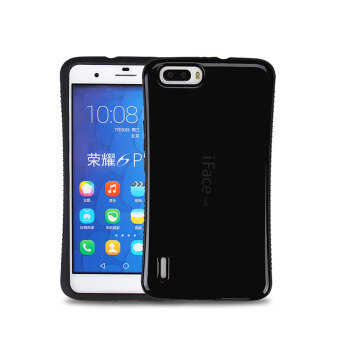 Harga iFace Heavy-Duty Shockproof Hard Case for Huawei Honor 6 Plus (Black)