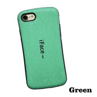 Harga iFace Case Anti Knock Anti Slip PC+TPU Protective Mobile Phone Back Cover For iPhone 5 5S SE Mosaics Style