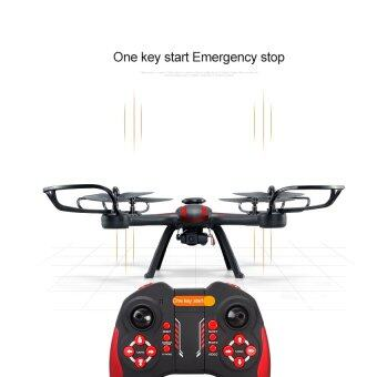 Harga 2016 High Quality Aerial Expert Four Axis Aircraft(black)