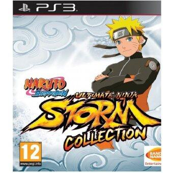 Harga Ps3 Naruto Shippuden Ultimate Ninja Storm 1+2+3 Full Burst Compilation