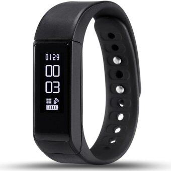 Harga Original I5 Plus Smart Watch Bluetooth Activity Wristband Intelligent Sports Smart Band Step Sleep Track Caller ID display