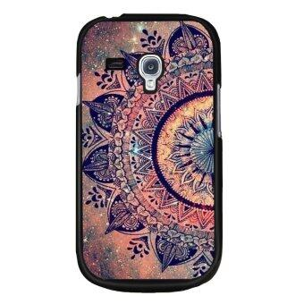 Harga Y&M Hot Sale Classics Style Flowers Phone Case for Samsung Galaxy S3 Mini(Multicolor)