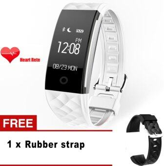 Harga 2017 Newest Original S2 Smart Band Smartwatch Heart Rate Monitor Notification GPS Sport Tracker Remote Camera Anti-lost Smart
