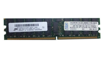 Harga (REFURBISHED) IBM 4GB DDR-2 PC2-5300 ECC Reg Server Memory (Not for Normal Desktop !!)