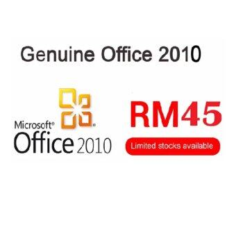 Harga Microsoft Office 2010 Pro Plus