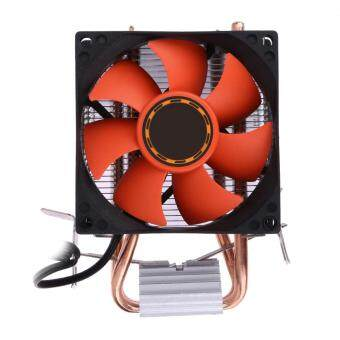 Harga CPU Cooler Double Heatpipe Radiator for Intel LGA775/1155/1156 AMD/AM2/AM2+/AM3