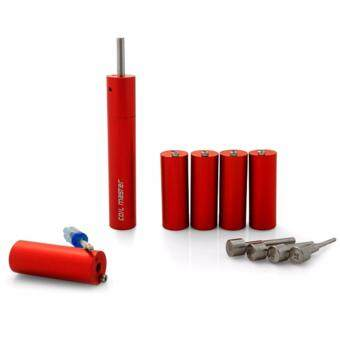 Harga Super Fast Marketing - Coil Master Coiling Kit (RED) For Vape And Electronic Cigarettes