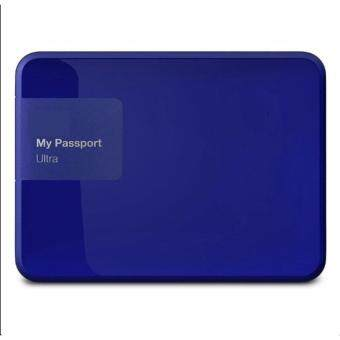 Harga Hot Seller 2TB Portable External Hard Disk Drive (Blue)