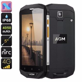 Harga AGM A8 Android 7.0 4G Rugged Phone(WP-A8)