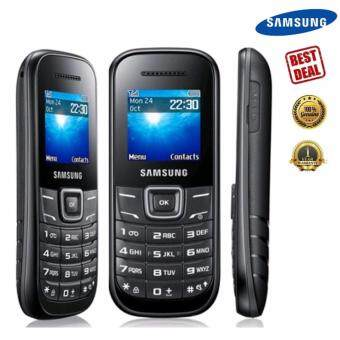 Harga Samsung Keystone 2 E1200 Black (Official Samsung Warranty)