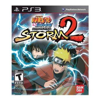 Harga Refurbished PS3 Naruto Ultimate Ninja Storm 2