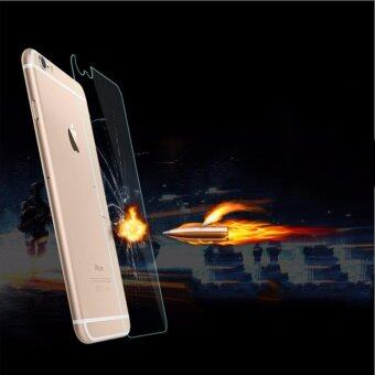 Harga 9H Rear Tempered Glass Protector For Iphone 7 Plus (5.5) Rear Glass