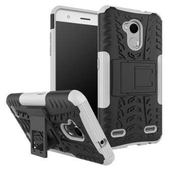 Harga BYT Rugged Armor Dazzle Back Cover Case for ZTE Blade V6 Plus / V7 Lite /A2