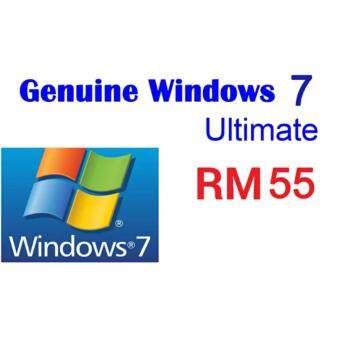 Harga Windows 7 Ultimate Pro Unlimited Reinstall