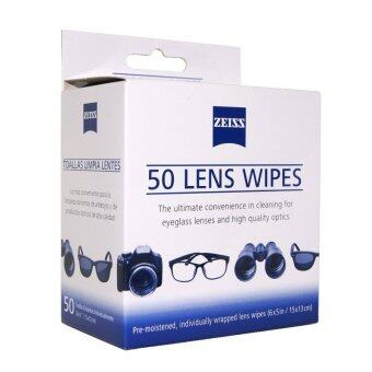 Harga Carl Zeiss 50 Lens Wipes (50pcs)