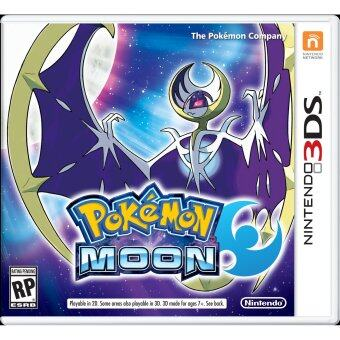 Harga Pokemon Moon [3DS]