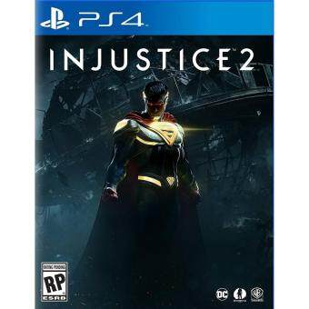 Harga Ps4 Injustice 2 Standard Edition R3