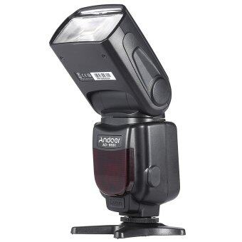 Harga Andoer AD-960II Universal LCD Display On-camera Speedlite Flash GN54 for Nikon Canon Pentax DSLR Camera