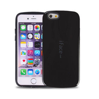 Harga iFace Heavy-Duty Shockproof Hard Case for iPhone 5 5s (Black)