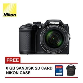 Harga Nikon Coolpix B500 Digital Camera (Black) Nikon Malaysia Warranty