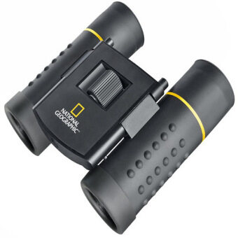 Harga National Geographic 8x21 Pocket Binoculars (Black)