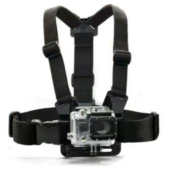 Harga MADPRO Adjustable Chest Strap Harness for GoPro Hero 3 3+ 4 SJCAM XIAOMI YI CAMERA