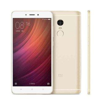 Harga Xiaomi Redmi Note 4 64GB (Gold) import local warranty