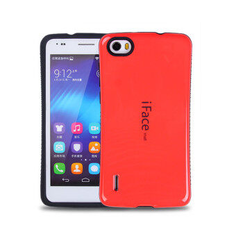 Harga iFace Heavy-Duty Shockproof Hard Case for Huawei Honor 6 (Red)