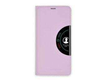 Harga Leagoo Alfa 2 Leather Flip Case (Pink)