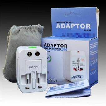 Harga International Universal Travel Adapter