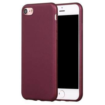 Harga Case X-Level Guardian Series Apple iPhone 7 Plus Ultrathin Slim Fit (Maroon)
