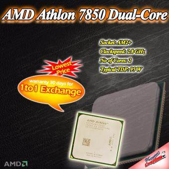 Harga AMD Athlon X2 7850 2core 2.8GHz AM2+ Socket (Refurbished)