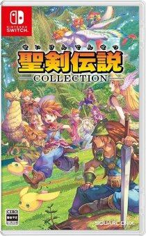 Harga PRE-ORDER THE LEGEND OF MANA COLLECTION (JP) NINTENDO SWITCH ETA 1-6-17