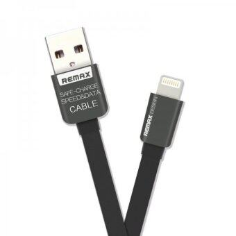 Harga Remax King Kong Safe Charge Lightning Cable 1000mm - Black